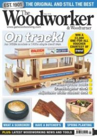 The Woodworker & Woodturner №5  (май /  2016)