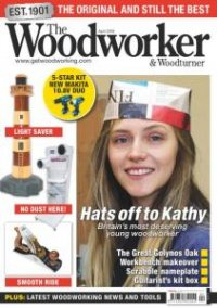 The Woodworker & Woodturner №4  (апрель /  2016)