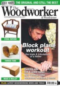 The Woodworker & Woodturner №2  (февраль /  2016)