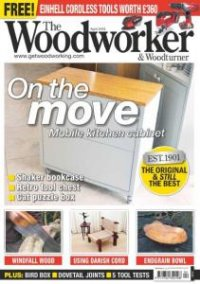 The Woodworker & Woodturner №4  (апрель /  2015)