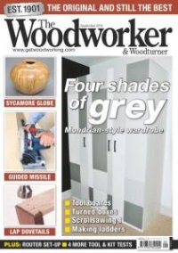 The Woodworker & Woodturner №9  (сентябрь /  2015)