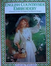 Stafford Whiteaker - English Countryside Embroidery