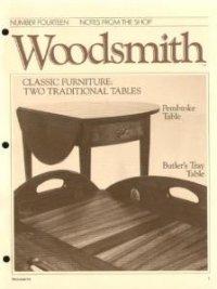Woodsmith №13-18  (1981)