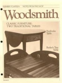 Woodsmith №25-30  (1983)