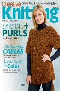 Creative Knitting - Winter 2017