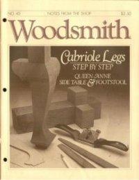 Woodsmith №43-48  (1986)