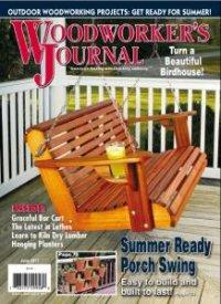 Woodworker's Journal   (June /  2017)