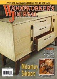 Woodworker's Journal   (October /  2017)