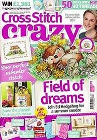 Cross Stitch Crazy №167 2012