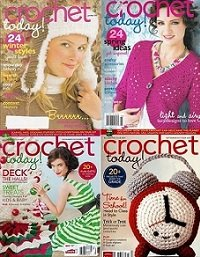 Crochet Today! №1-12 2009