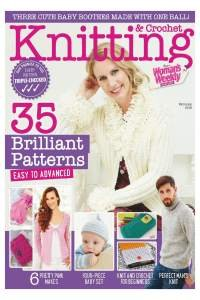Knitting & Crochet from Woman's Weekly №83 2018