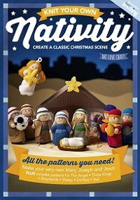 Knit your own Nativity: Create a Classic Christmass Scene