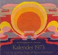 Haandarbejdets Fremme Kalender 1973