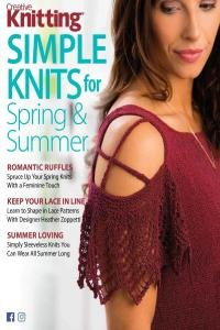 Creative Knitting - Spring & Summer 2018