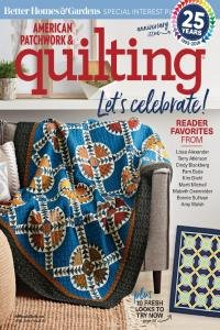 American Patchwork & Quilting №151 2018