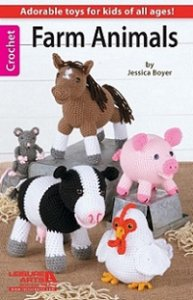 Jessica Boyer - Crochet: Farm Animals