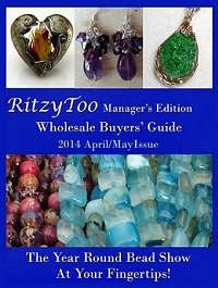 Ritzy Too! Wholesale Buyers' Guide №4/5 2014