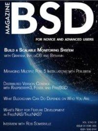 BSD Magazine №101-104  (2018)