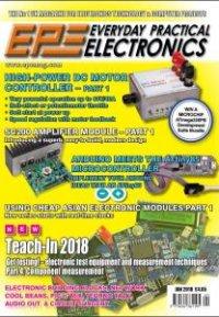 Everyday Practical Electronics №1-6  (2018)