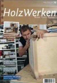 HolzWerken №70  (январь-февраль /  2018)