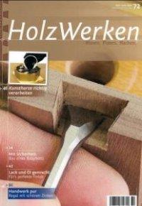 HolzWerken №72  (май-июнь /  2018)