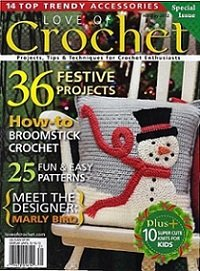 Love of Crochet - Holiday 2012