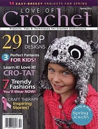 Love of Crochet - Spring 2012