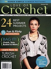 Love of Crochet - Summer 2012