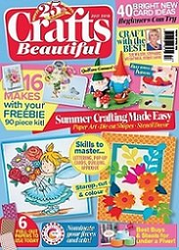 Crafts Beautiful №320 2018