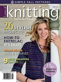 Love of Knitting 2012 Fall