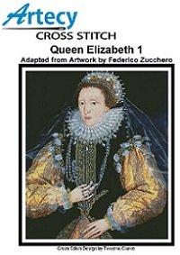 Artecy Cross Stitch - Queen Elizabeth 1