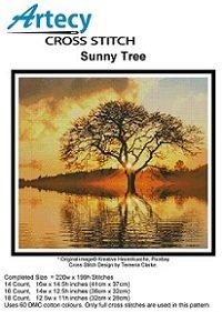 Sunny Tree (Artecy Cross Stitch)