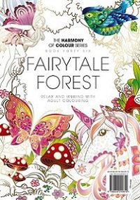 Colouring Book: Fairytale Forest
