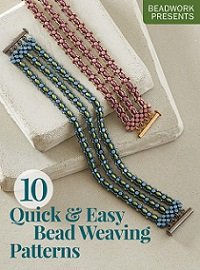 10 Quick & Easy Bead Weaving Patterns