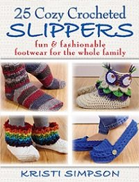 25 Cozy Crocheted Slippers: Fun & Fashionable Footwear for the Whole Family