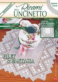 Ricami all'Uncinetto №10 2017