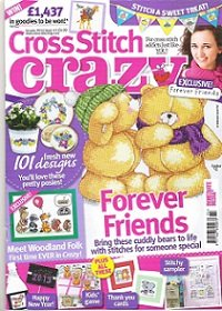 Cross Stitch Crazy №172 2013