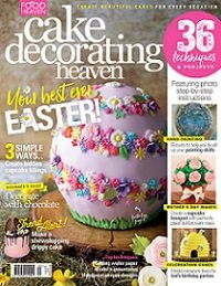 Cake Decorating Heaven - March/April 2019