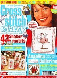 Cross Stitch Crazy №51 2003