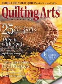 Quilting Arts №75 2015 June/July