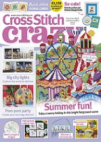 Cross Stitch Crazy №257 2019