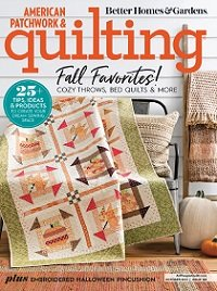 American Patchwork & Quilting №160 2019