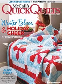 McCall's Quick Quilts - December 2019/January 2020