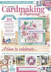 Cardmaking & Papercraft - January 2020