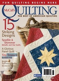 McCall's Quilting - May/June 2015