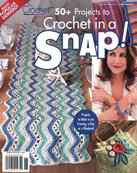 Crochet! - Crochet in a Snap! - December 2019