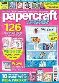 Papercraft Essentials №183 2020