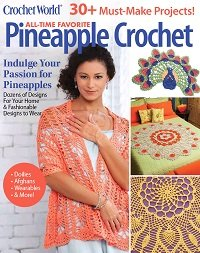 Crochet World: Pineapple Crochet – Spring 2020