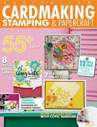 Cardmaking Stamping & Papercraft Vol.24 №6 2019
