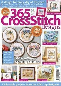 365 CrossStitch Designs №9 2020